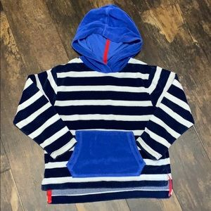 Hanna Andersson French Terry Hoodie Pullover